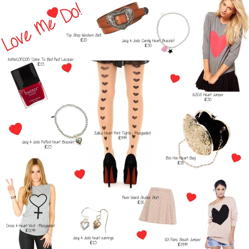Jacy & Jools Valentine Collection