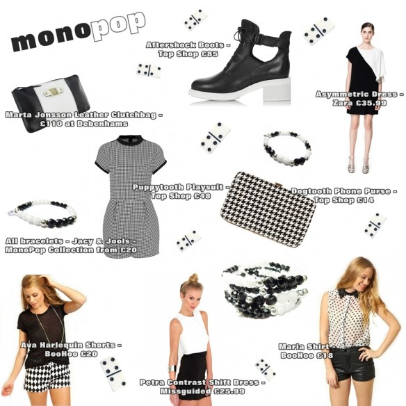 Spring Summer 2013 The MonoPop Collection