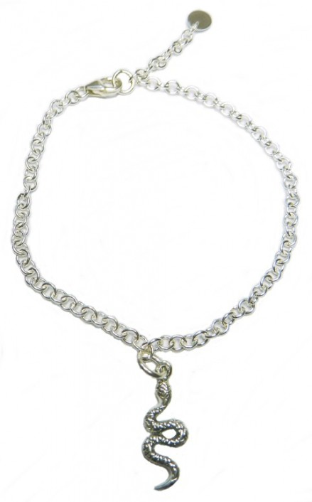 Serpent Bracelet from Jacy & Jools