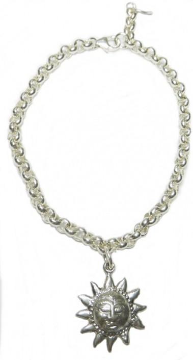 Sun Bracelet from Jacy & Jools