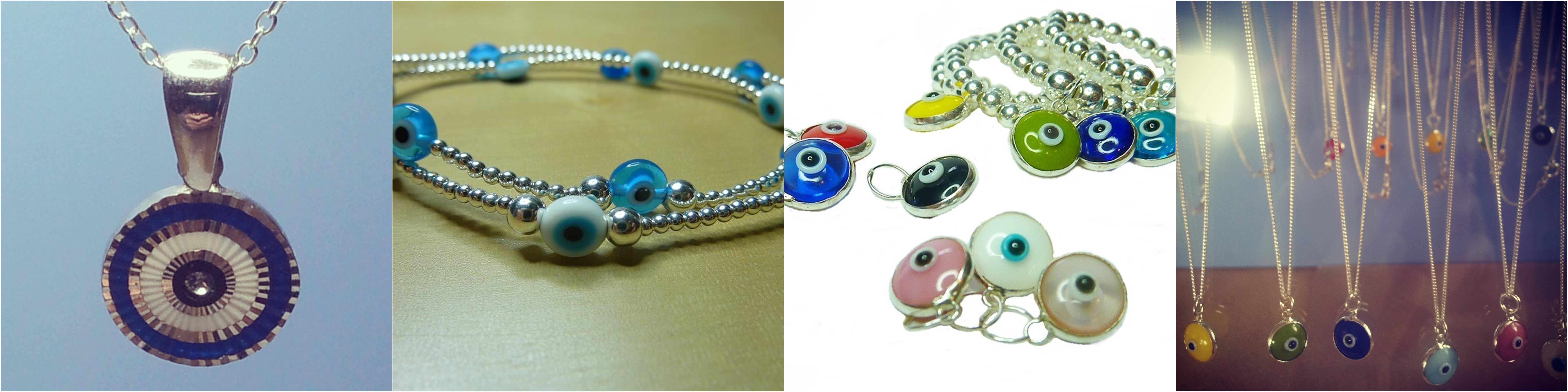 Evil Eye Jewellery From Jacy & Jools