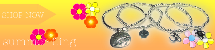 Summer Fling Collection Image from Jacy & Jools Jewellery, Cheshire