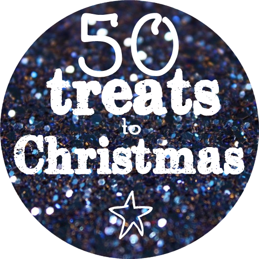 50 Treats to Christmas by Jacy and Jools