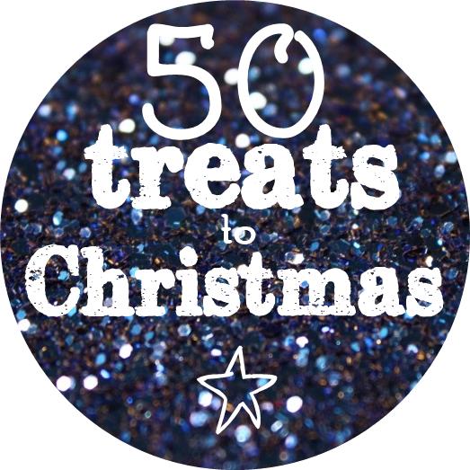50 Treats to Christmas by Jacy and Jools